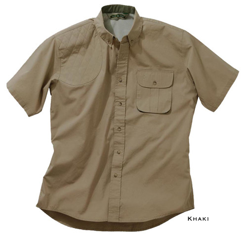Bob Allen Mesh Back Shooting Shirt