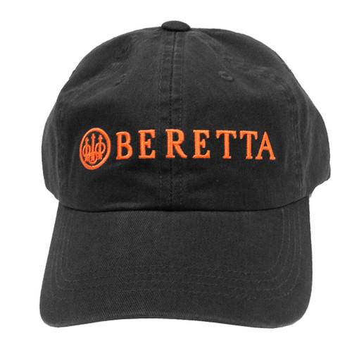 Beretta Cotton Twill Cap-Gray