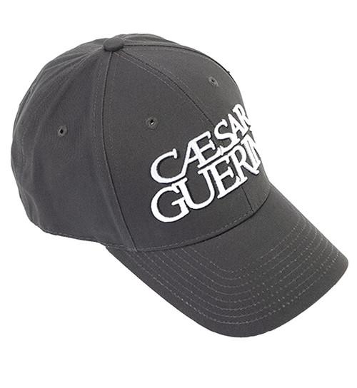 Caesar Guerini Gray Logo Hat