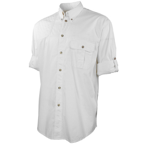 beretta TM Tech Roll Up Shirt-White