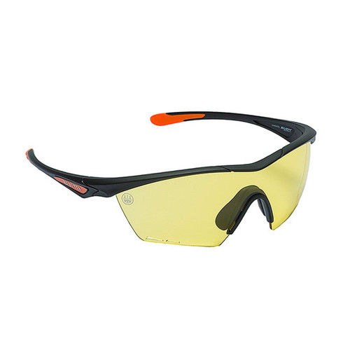 Beretta Clash Eyeglasses-Yellow