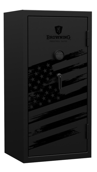 Browning Black Label Mark V Tactical Safe-MP33 Blackout