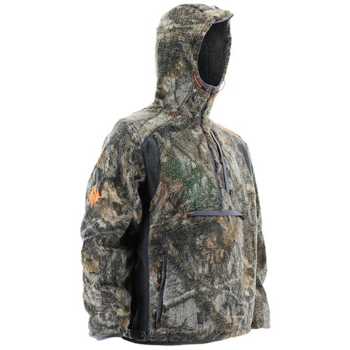 Nomad Cottonwood 1/4 Zip Pullover-Realtree Edge