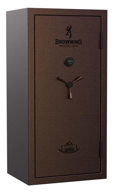 Browning Rawhide Gun Safe-RW33-Saddle Brown