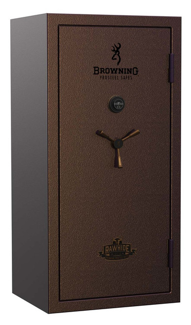 Browning Rawhide Gun Safe-RW33-Saddle Brown