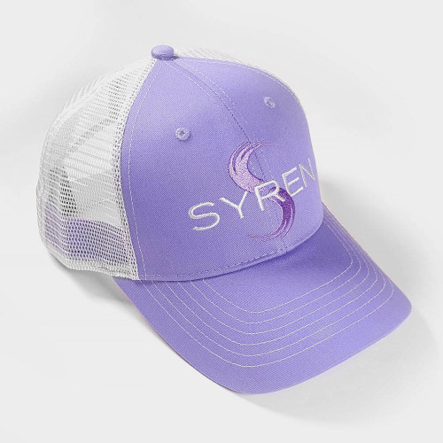Syren Mesh Hat- Lilac