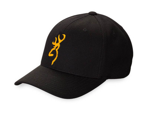 Browning Black and Gold Cap