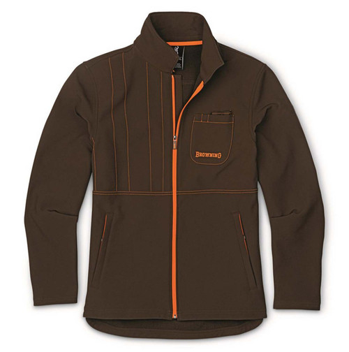 Browning Men's Upland Soft Shell Jacket-Front