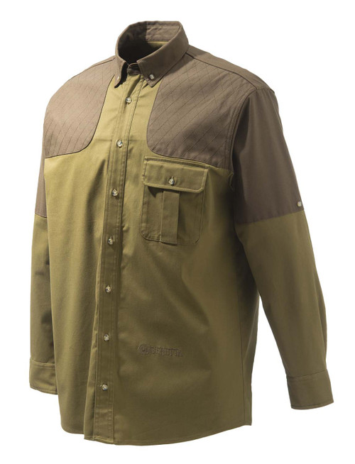 Beretta TM Field Shirt-Brown