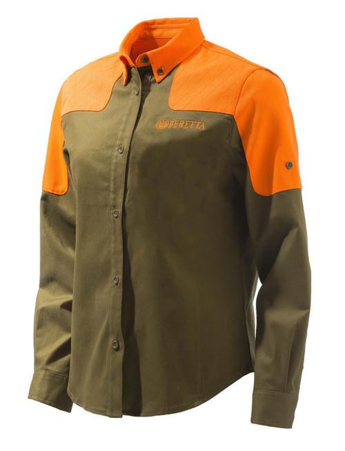 Beretta Women's TM Field Shirt-Blaze