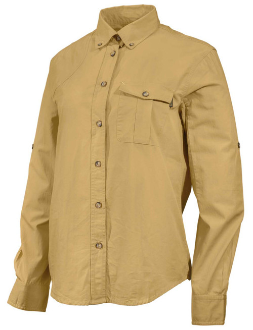 Beretta Women's TM Shooting Shirt-Sand