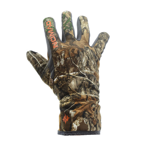 Nomad Outdoors New Harvester Gloves-Realtree Edge
