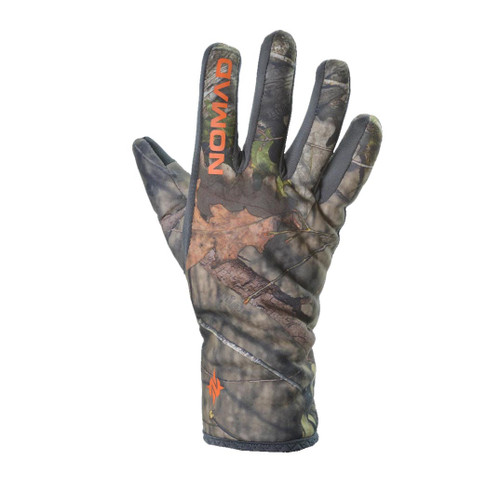 Nomad Outdoors New Harvester Gloves-Mossy Oak Breakup Country