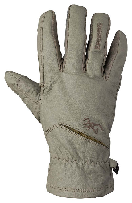 Browning Dutton Leather Shooting Gloves