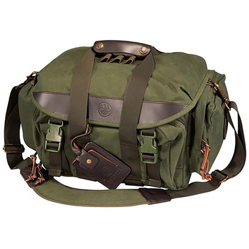 Beretta Green Waxwear Field Bag