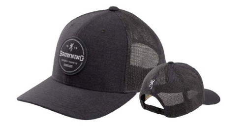 Browning Bearing Cap-Charcoal