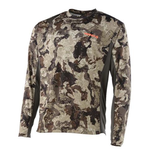 Nomad Icon T-shirt à manches longues-Veil Cervidae
