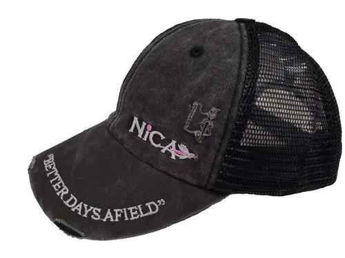 Женская шляпа Nica с логотипом