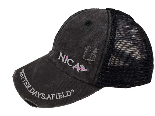 Nica Logo-hatt