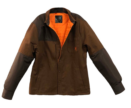 Browning Heavyweight Upland Shirt/Jacket
