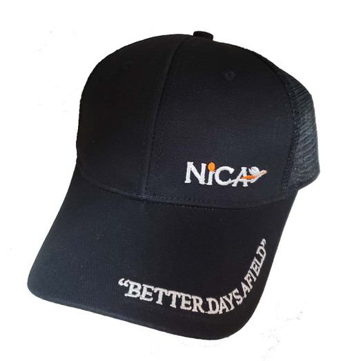Nica Men's Mesh Back Logo Cap