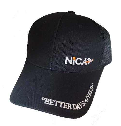 Casquette à logo en maille Nica pour homme