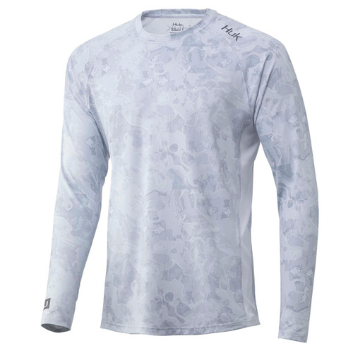 Huk LoPro Camo Long Sleeve T-Shirt-Kenai