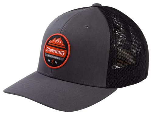 Browning Unita Cap-Gray