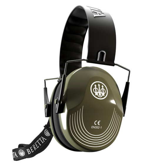 Beretta Safety Pro Hearing Protection- Green