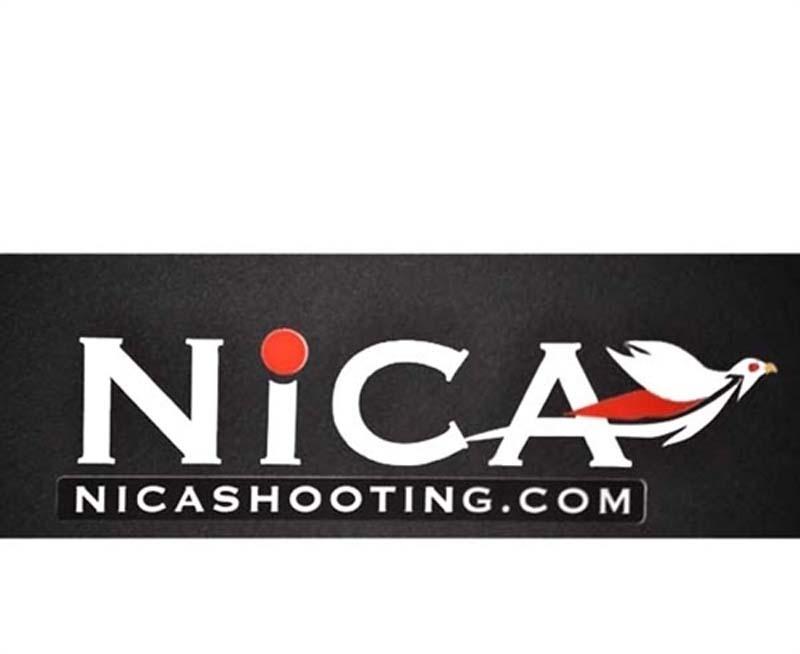 NICASHOOTING.COM Decal