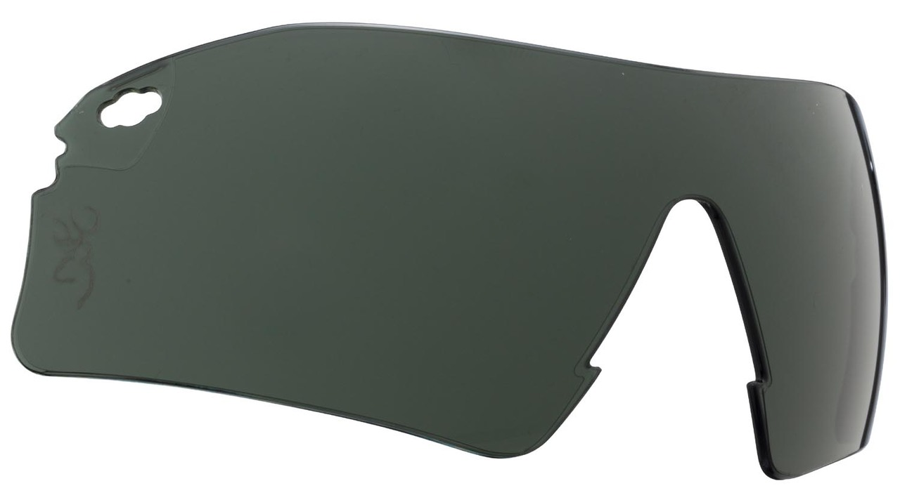 Browning All-Purpose Interchangeable Glasses -Smoke lens