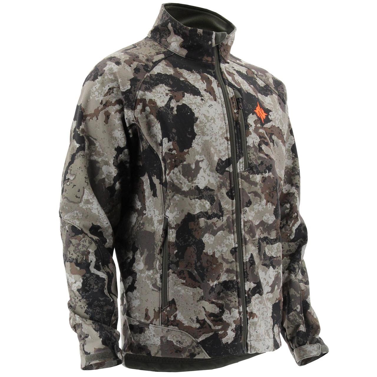 45ecd4a8f60c0 Nomad Outdoors Barrier Jacket | Camo Jacket | Hunting Coat
