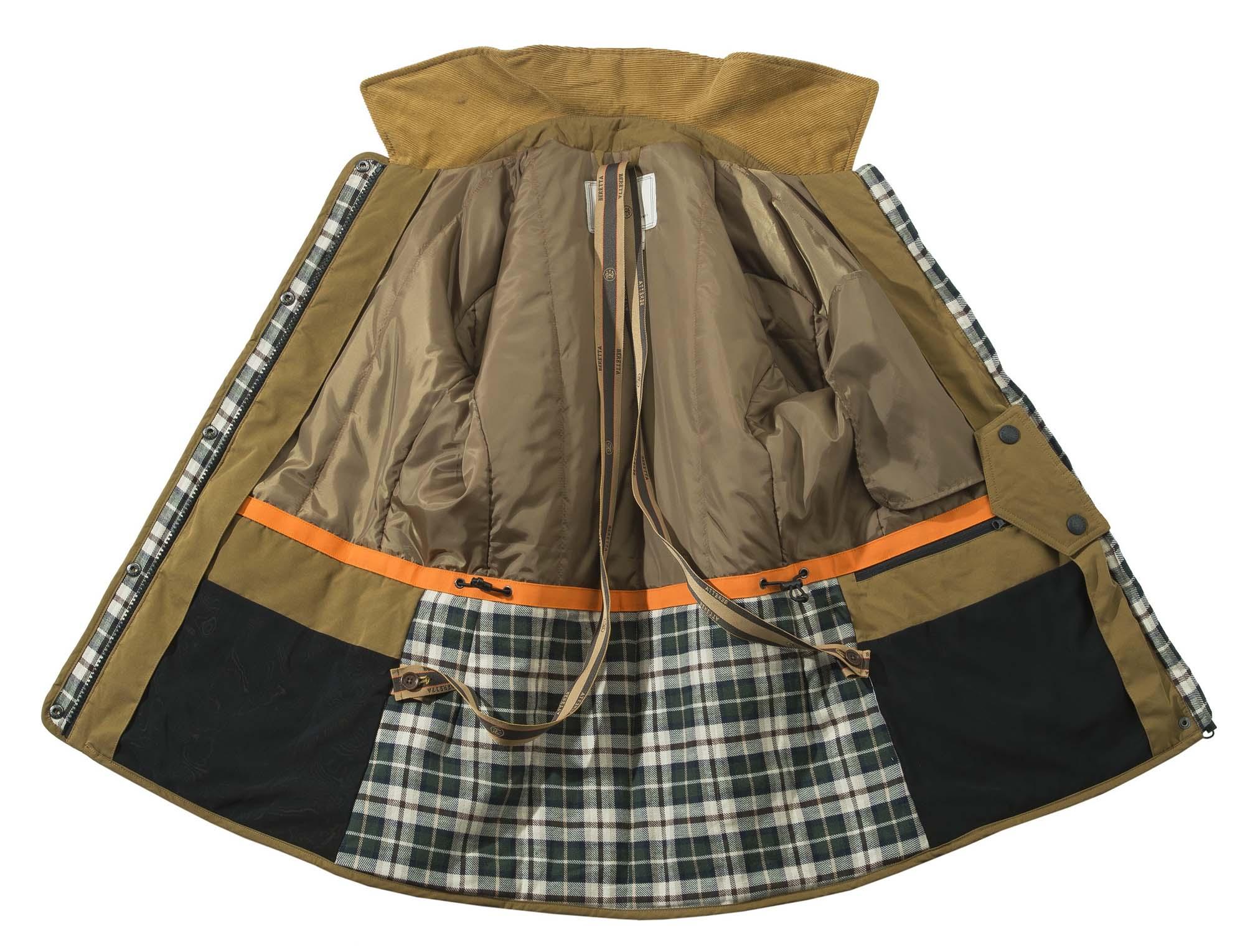 Beretta Women's Daybreak Field Jacket-interior