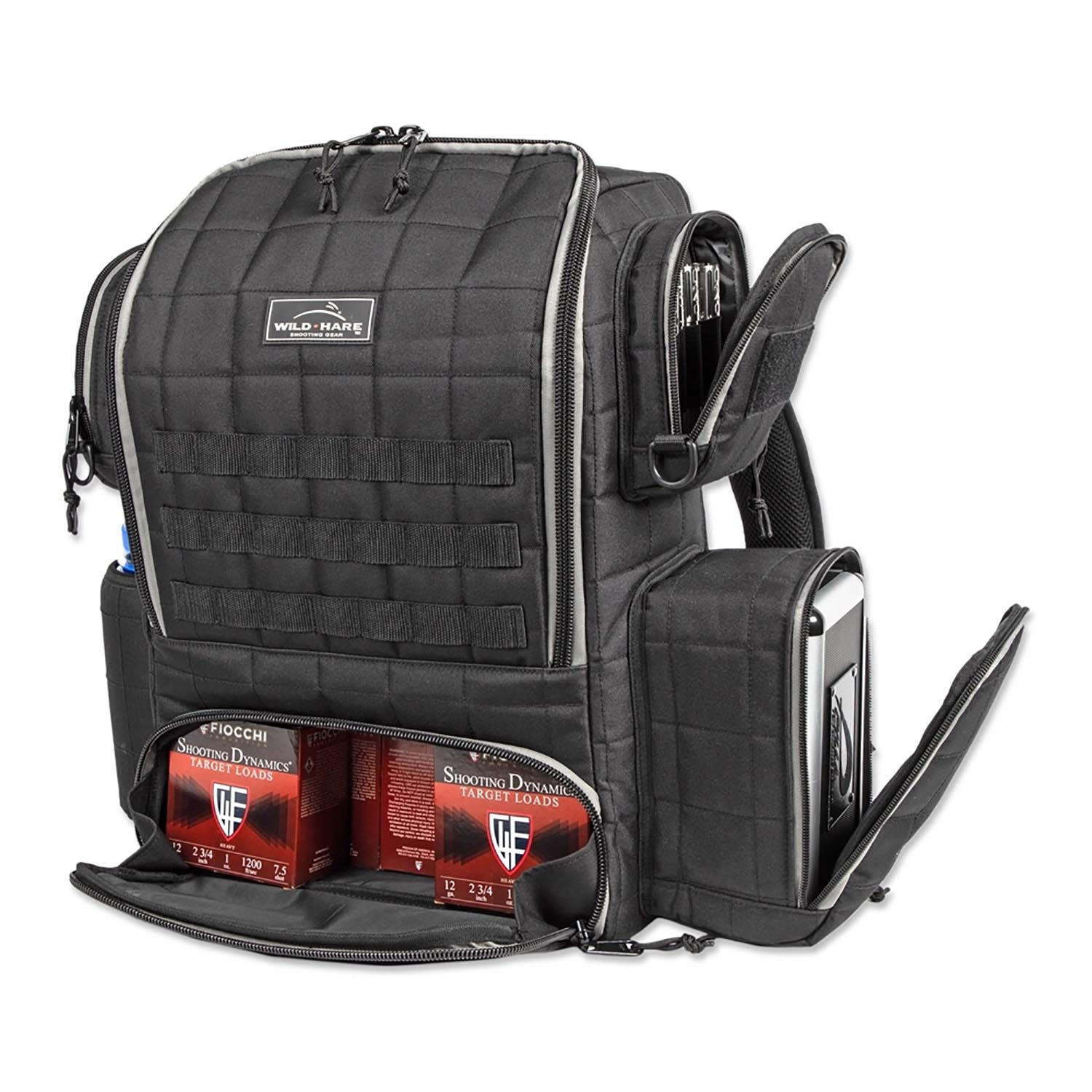 Wild Hare Deluxe Competition Range Backpack -ammo carrier