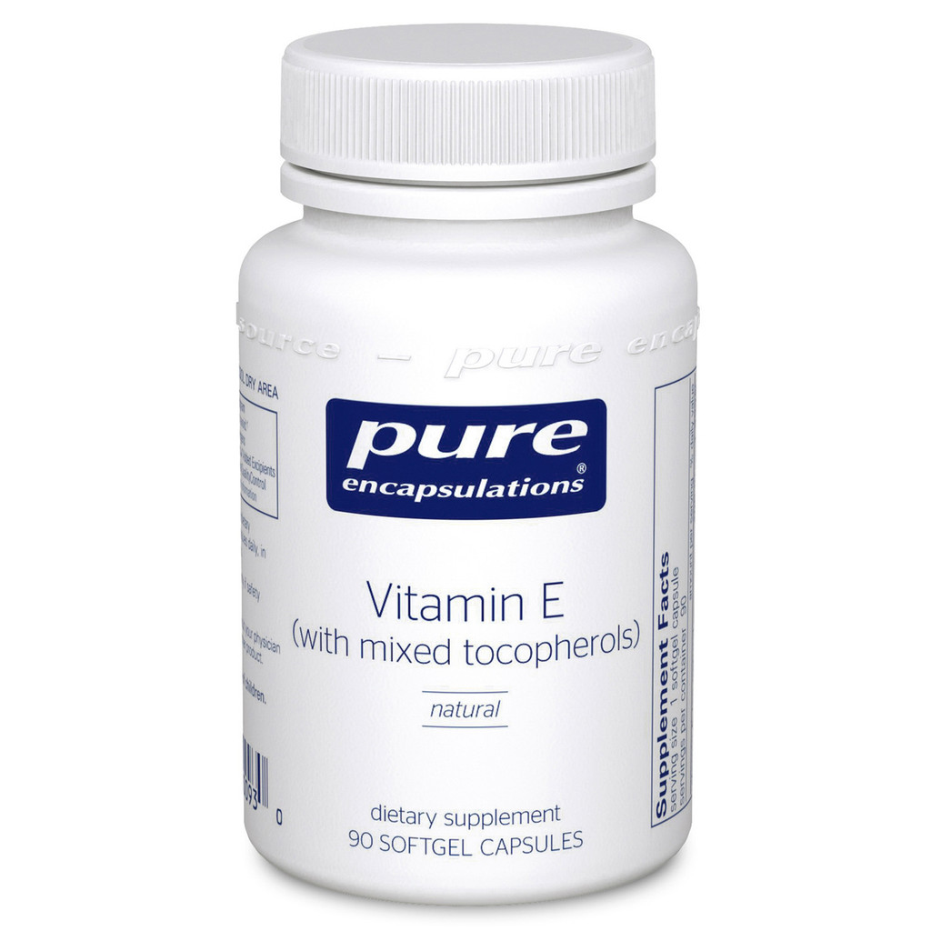 Vitamin E (mixed tocopherols)
