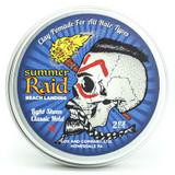 Lox Summer Raid Clay Pomade Hair Beard