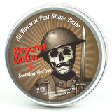 Lox Bayonet Butter All Natural Aftershave Balm WWI American Doughboy The Great War