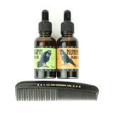 Lox Raven's Beard Oil Set