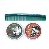 Lox Wild Battle Buddy Set All Natural Pomade