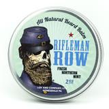 Lox Rifleman Row Beard Balm American Civil War Army Infantry