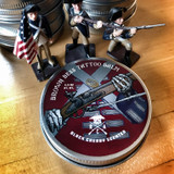Redcoat Apparel Black Cherry Brown Bess Tattoo Balm