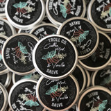 Troll Co Coffee, Mint, and Vanilla Hand and Foot Salve