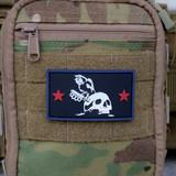 Lox Hun Harvester Patriot Patch