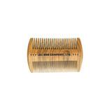 Lox Golden Sandalwood Double Sided Comb