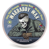 Lox Wardaddy Wax Supreme Clay Slick Pomade Fury Allied Invasion All Natural