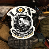 Limited Lox & Co. Patch