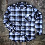 Loxman Vintage Brushed Flannel Shirt