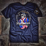 Lox and Company Protect Against Pretended Patriotism Graphic Tee