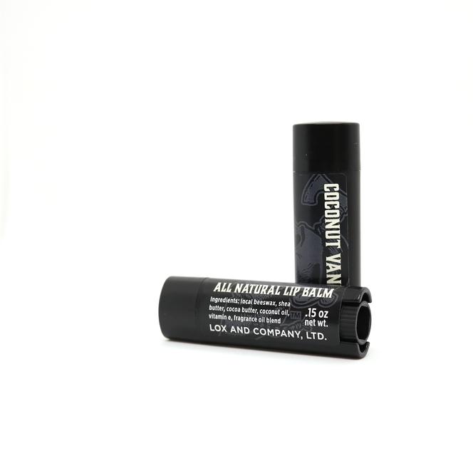 Lip Lox balm hand made all natural tube