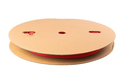 Red 2:1 Heat Shrink Tubing - Jumbo Reel